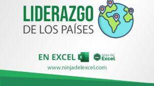 Liderazgo_de_los_Países_en_Excel_de_Forma_Práctica