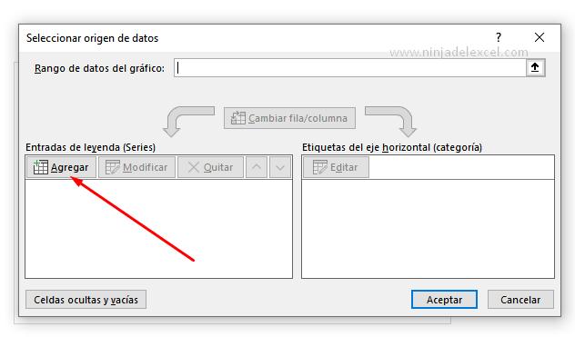 Realizar un Diagrama de Dispersión en Excel