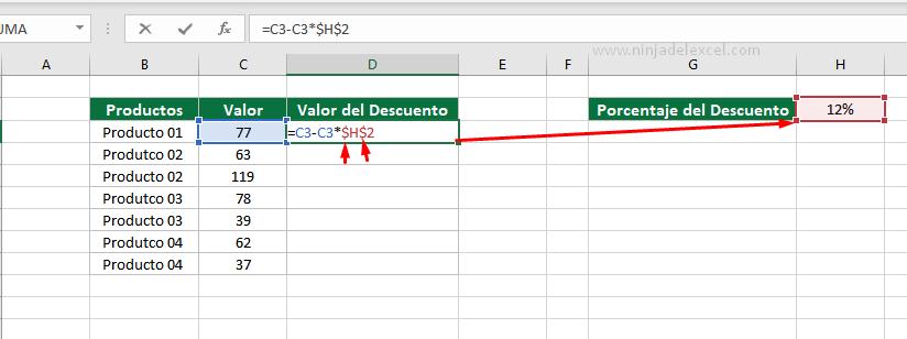 Cómo Bloquear Celda en Excel