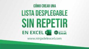 Cómo-Crear-Una-Lista-Desplegable-Sin-Repetir-en-Excel