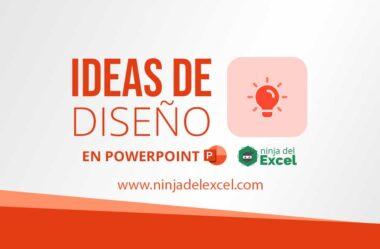 Ideas de Diseño en PowerPoint: ¿Qué es?