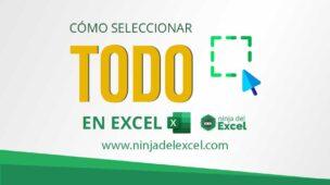 Cómo-Seleccionar-Todo-en-Excel