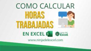 Como-Calcular-Horas-Trabajadas-en-Excel