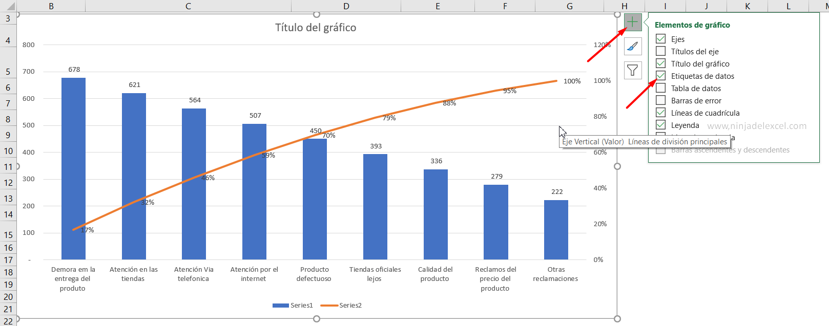 Curso completo de ExcelCurso completo de Excel
